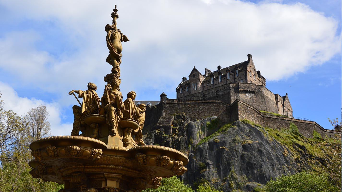 Chauffeur Service Edinburgh