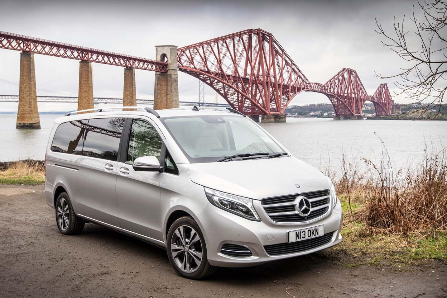 Chauffeur Hire Scotland