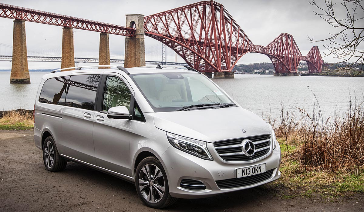 Scottish VIP Chauffeur Tours