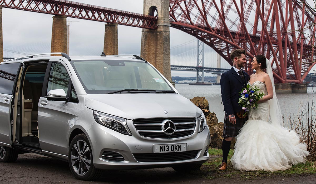 Scottish Wedding Chauffeur